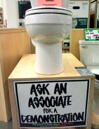 Eiwww…. no thanks.  (find more funny signs at funnysigns.net)