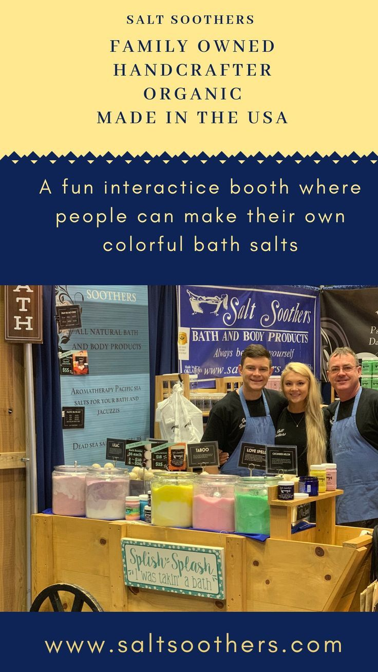Small Family Owned Bath And Body Company That Creates The Best