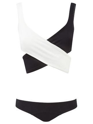 Lisa Marie Fernandez 'marie Louise' Bikini - Excelsior Milano - Farfetch.com #swimwear #beachtrip #vacation #sunny #women #covetme