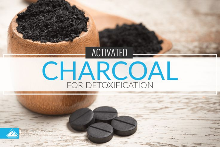 Activated Charcoal Pills: Your Best Friend for Effective Detox