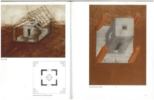 Walter Pichler House for the Cross 1982