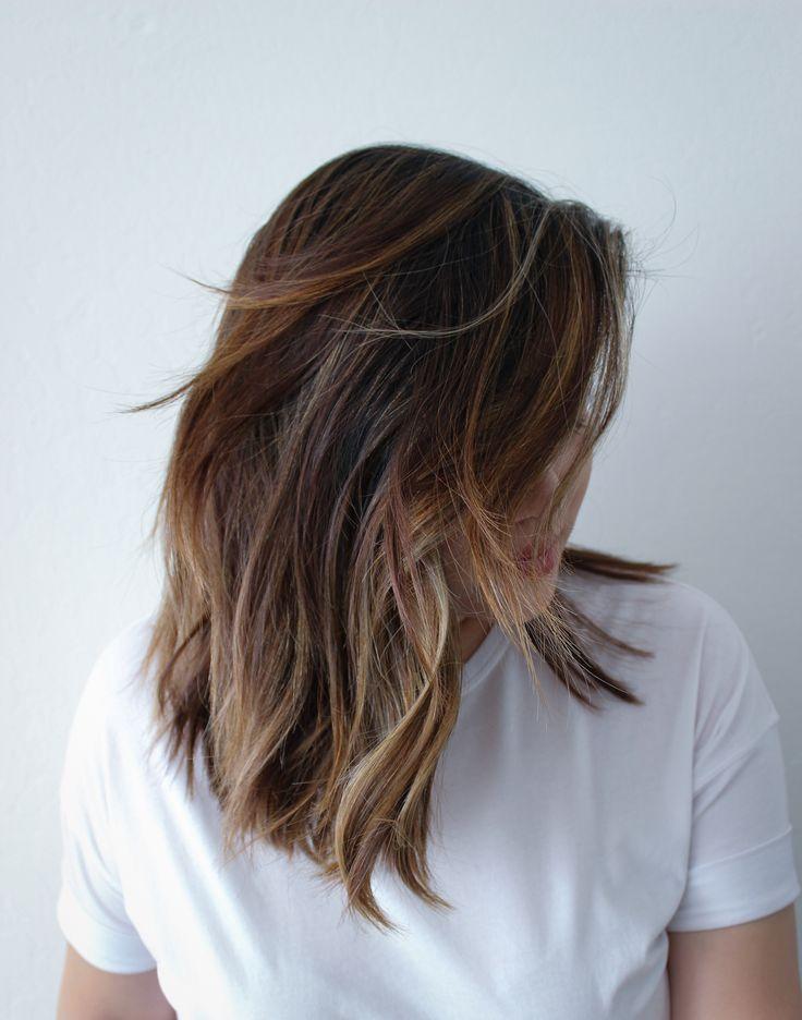 Best Subtle Ombre Hair Ideas On Pinterest Hair Colours - Hair colour pinterest