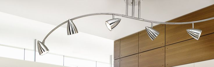 Track Lighting Fixtures, Parts and More