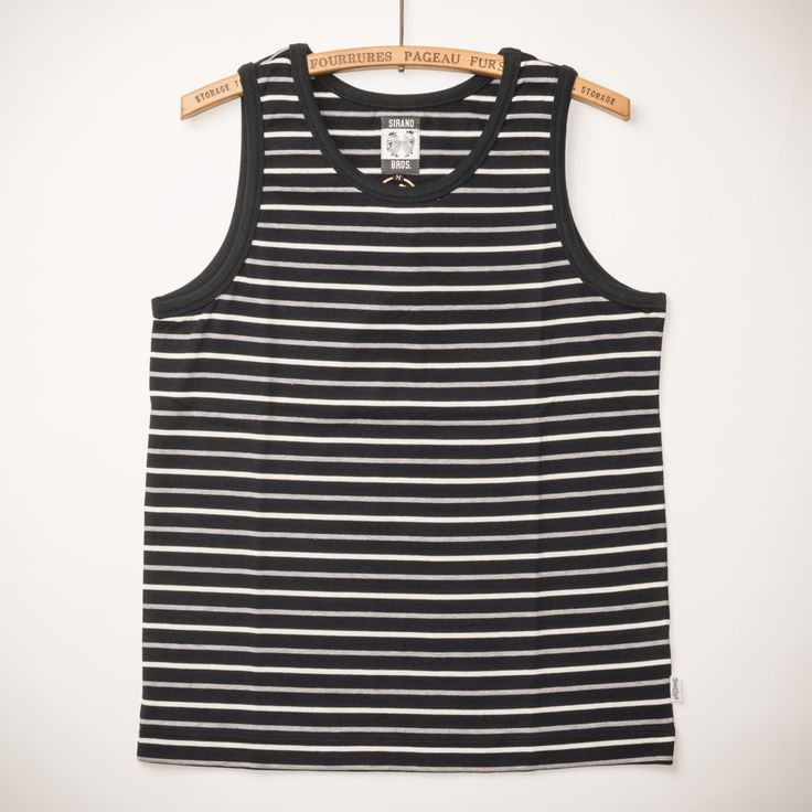 """Wife Beater """"Monochrome"""" : Products Information 