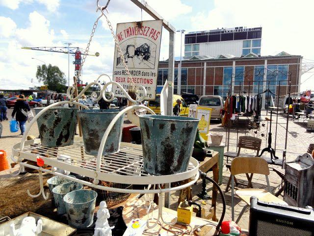 Travel and Lifestyle Diaries Blog: Biggest Flea Market in the Netherlands: IJ-Hallen in Amsterdam North