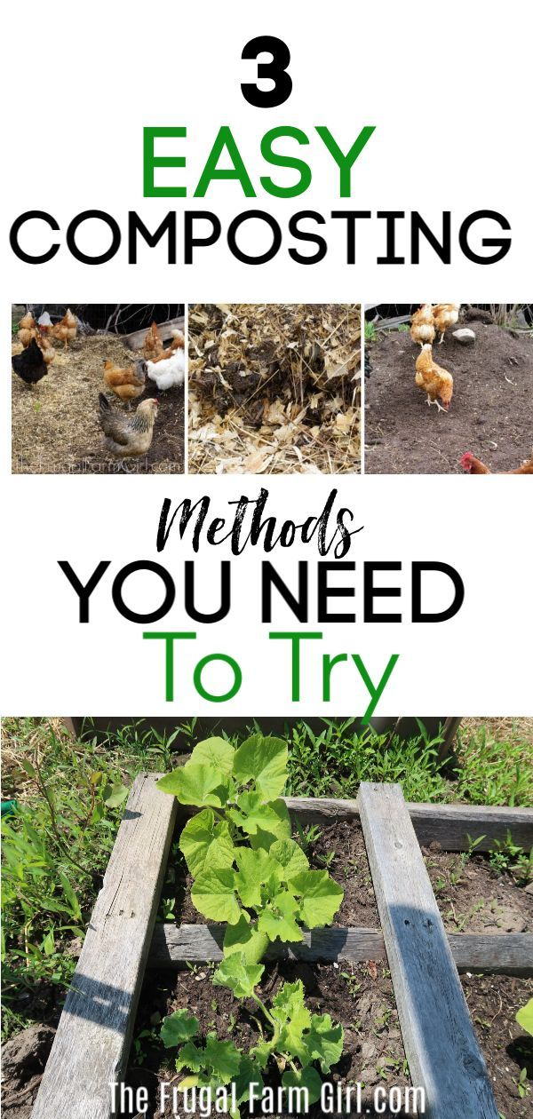 How To Make The Perfect Compost Pile In 3 Easy Steps Gardening
