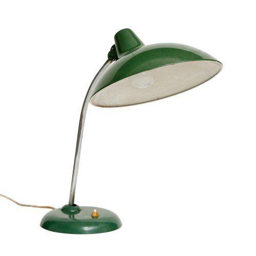 Christian Dell Desk Lamp Germany 1930s