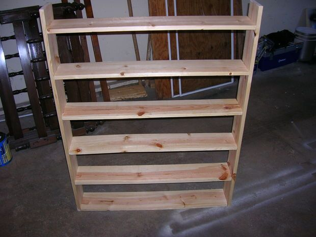 DIY DVD Shelving for $20 (ish) || Instructables