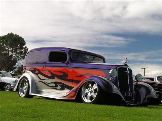 Tribel Street Rod...Brought to you by #House of #Insurance #EugeneOregon