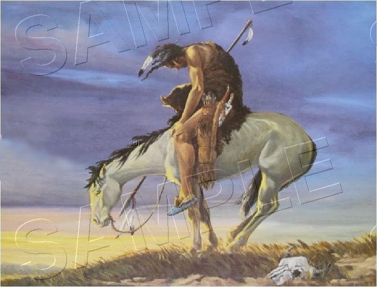 Famous cowboy art - photo#23