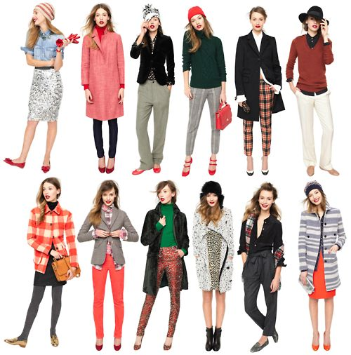 j.crew holiday