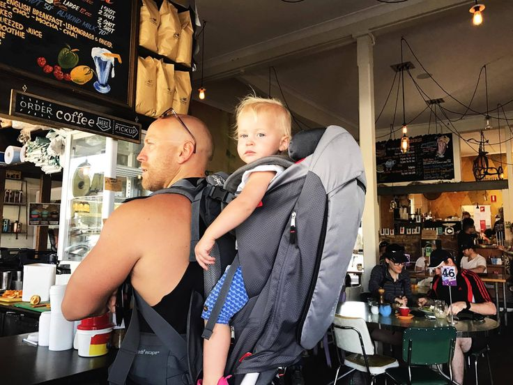phil&teds escape child carrier is perfect for city adventures to serious adventures! thewholemummy.com @thewholemummy
