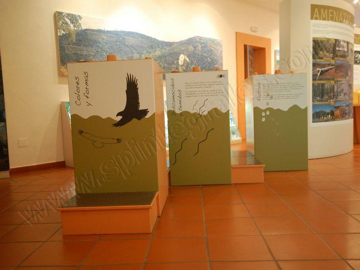 Museografía y Exposiciones   SP Integrales Carteles informativos en exposiciones temáticas