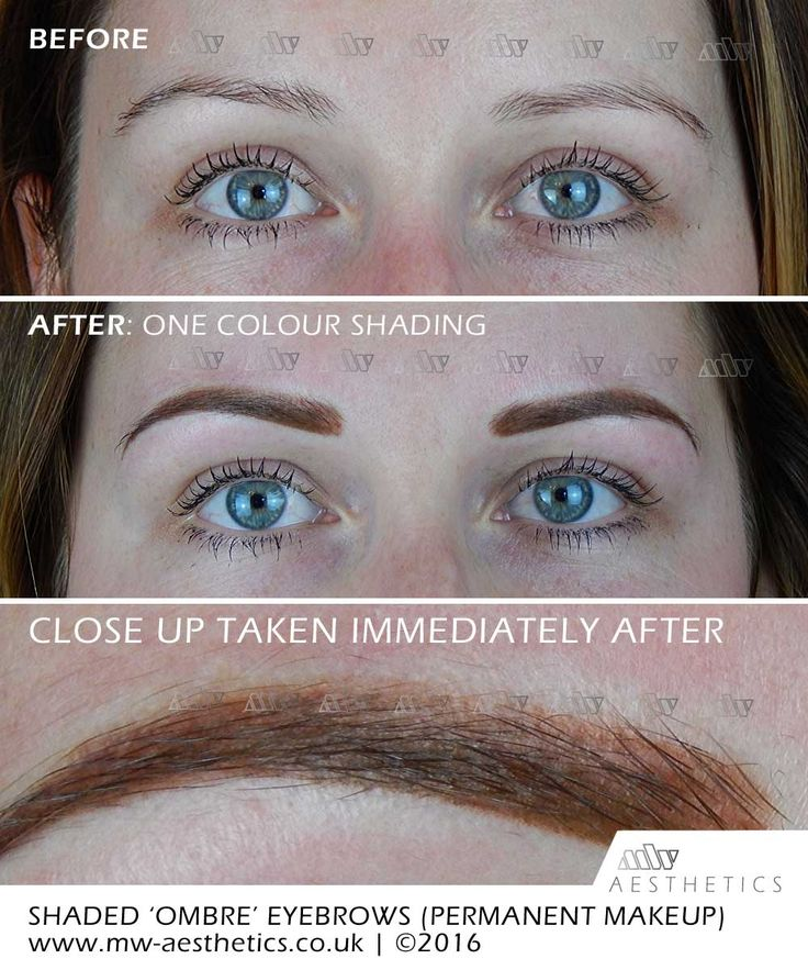 semi permanent eyebrows. Shaded Effect Eyebrows (Ombre) use creative, artistic shading for a defined look that is still natural. >> https://www.mw-aesthetics.co.uk/