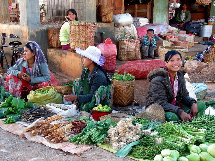 Burma - Pindaya | by kini_b