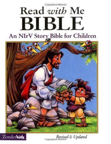 NIrV Read with Me Bible by Dennis Jones, http://www.amazon.com/dp/0310920086/ref=cm_sw_r_pi_dp_UYzdrb1K1DTBG