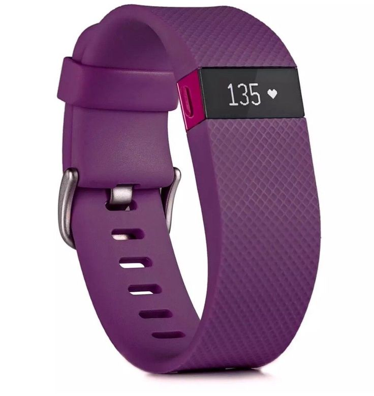 Fitbit Charge HR Activity Heart Rate And Sleep Wristband Wireless