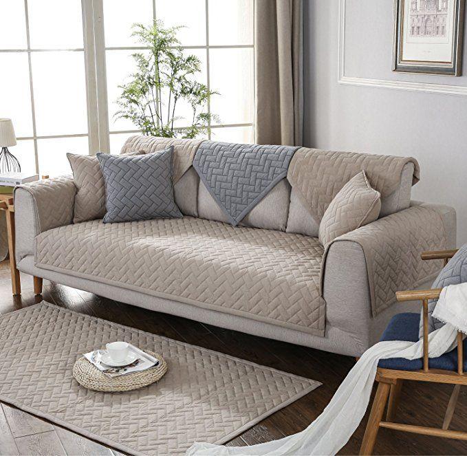 Pet Furniture Protectors Sofa Throw Covers Rectangle