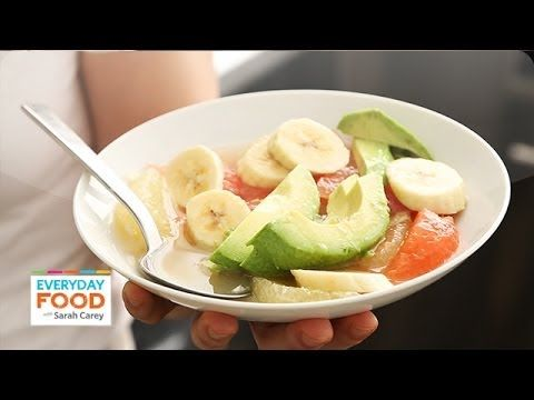 Heavenly Grapefruit Recipe for Breakfast - Everyday Food with Sarah Carey