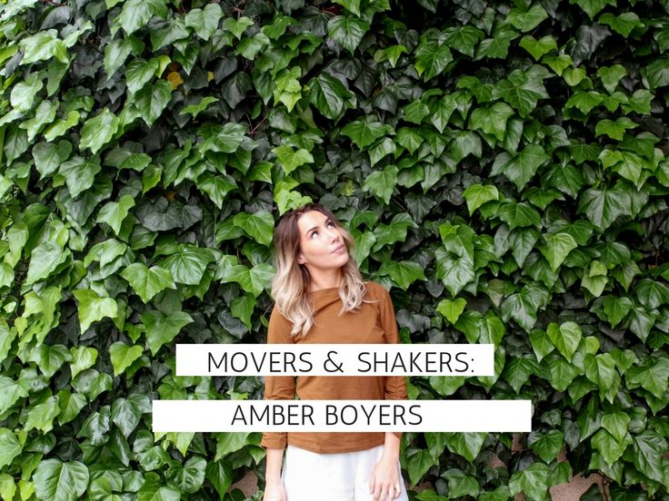 An interview with Amber Boyers, the mastermind behind @ethicalfashionblogger and @baiialabel.