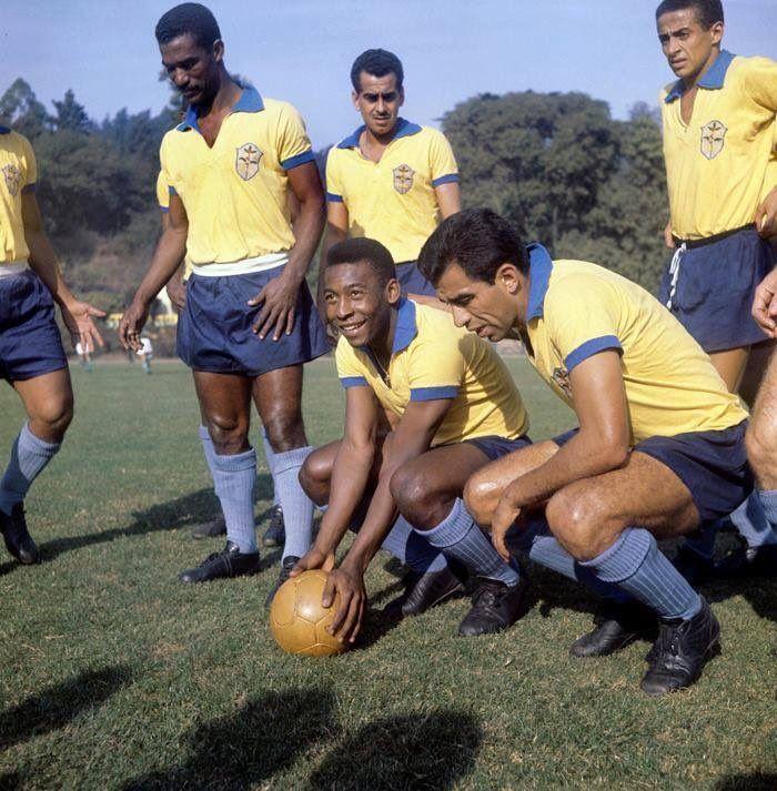 #Brazil: #Didi #Zito #Pele #Vava and #Altair