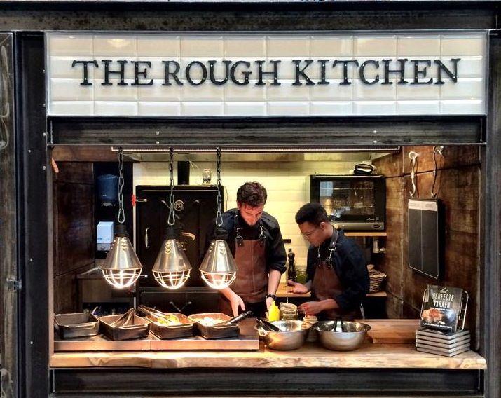 Foodhallen Amsterdam   The Rough Kitchen   Francesca Kookt