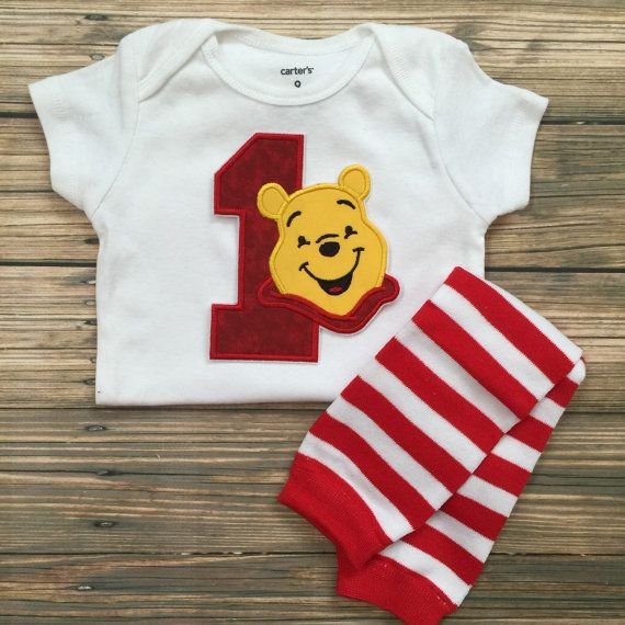 77 best Winnie the Pooh 1st Birthday images on Pinterest