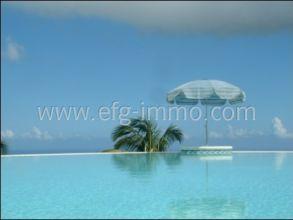 Karibik Luxusimmobilie mit Panorama Meerblick