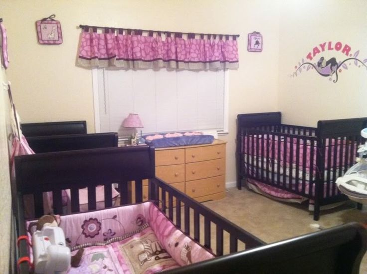 Triplet Nursery Pics - Multiples and Twins - What to Expect.com