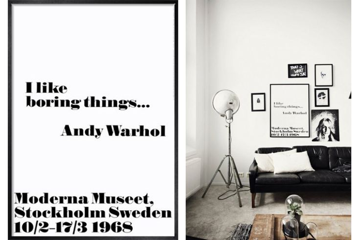 Warhol Quote 3