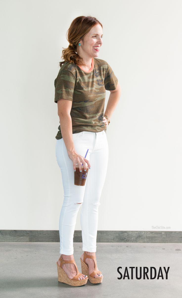 Подходящий крой джинсов для полных