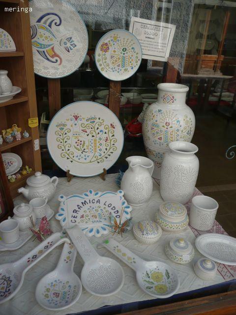 ceramica sarda