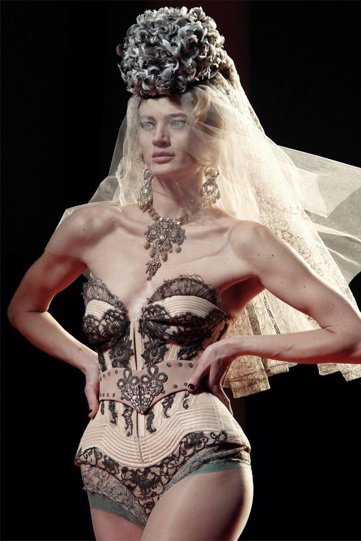 hautekills:    Jean Paul Gaultier haute couture s/s 2012