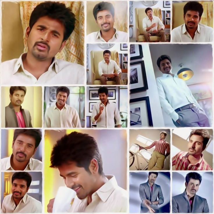 Different Shades Siva Karthikeyan
