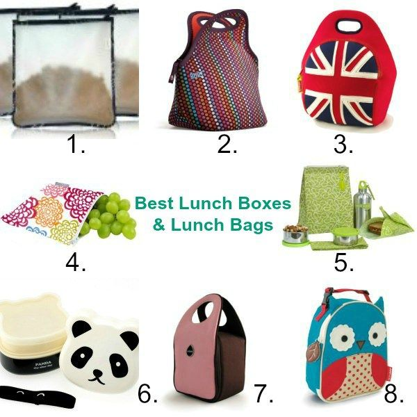 8 Best Lunch Bags and Boxes(According to Mom in the City Readers)  Best Lunch Boxes, Best Lunch Bags, Lunch Boxes for Kids, Lunch Bags for Kids, Top 8 Lunch Boxes and bags, MiTC