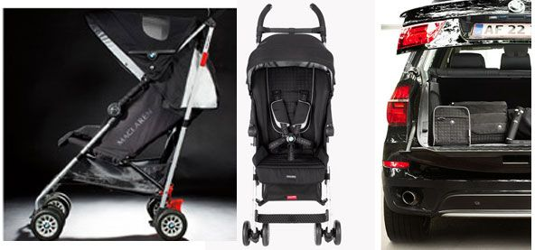 Poussette canne BMW Buggy / BMW Buggy (Maclaren)
