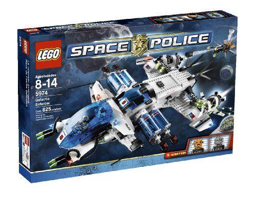 LEGO Space Police Galactic Enforcer (5974) LEGO,http://www.amazon.com/dp/B001US69M4/ref=cm_sw_r_pi_dp_-tEftb02K4MFV563