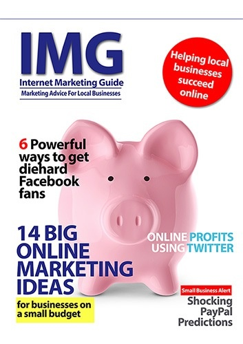 November Issue - s2n IMG Magazine for businesses is available now for download.  This month's special feature is 14 Big Online Marketing Ideas for Businesses on a Small Budget...  Http://s2ndigitalmedia.com