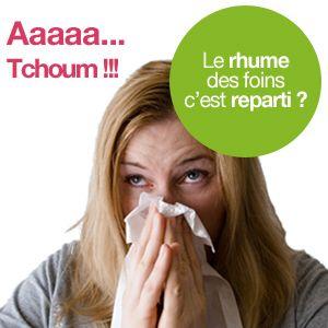 Avec le retour des beaux jours, c'est le retour des allergies. Vous avez le nez et les yeux qui piquent, coulent, brûlent ? Vous êtes certainement concerné(e) ! Une alimentation adaptée et l'aromathérapie peuvent atténuer les symptômes.