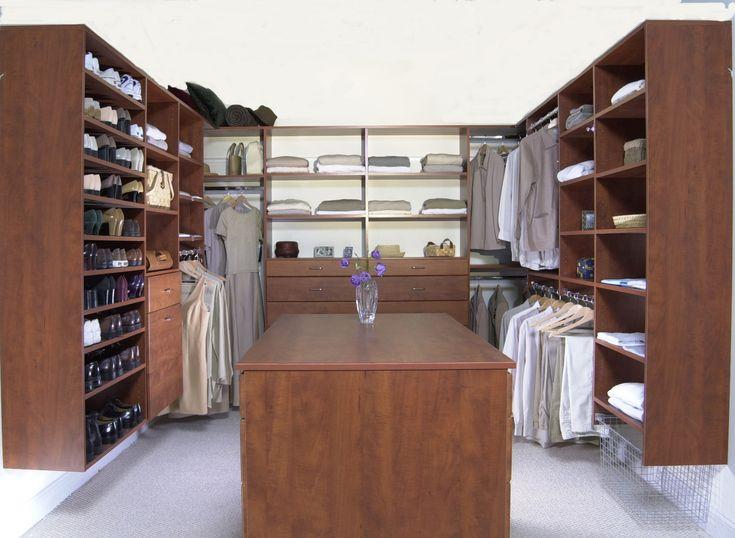 walk in closet ideas   Walk-in, garde-robes et autres espaces de rangement