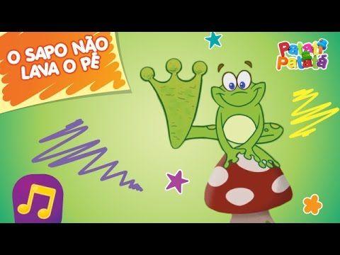 Patati Patatá - O Sapo Não Lava o Pé (DVD O Melhor da Pré-escola)