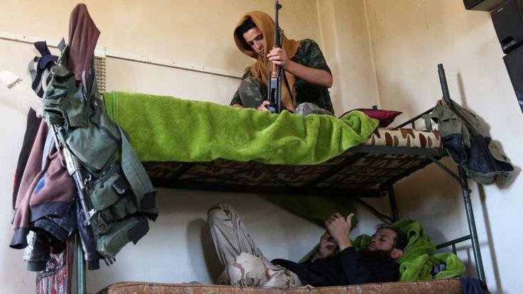 Zelfbeheersing is zwaarste vuurproef bij wapenstilstand Syrië | NOS