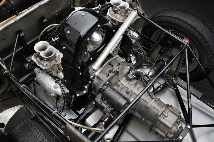1956 Porsche 550A Spyder
