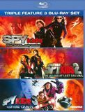 Spy Kids/Spy Kids 2: The Island of Lost Dreams/Spy Kids 3: Game Over [3 Discs] [Blu-ray]