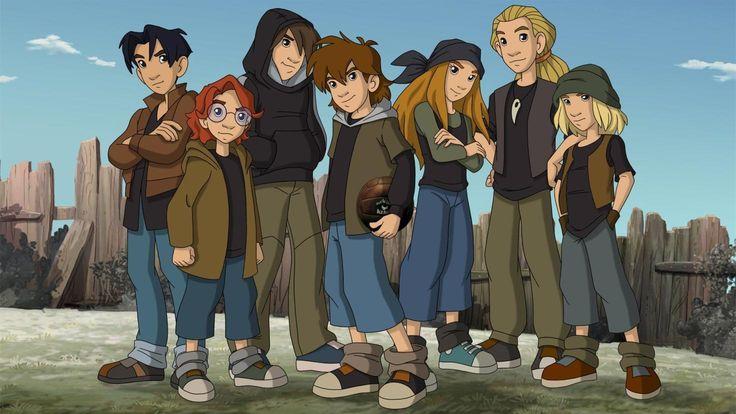 Nostalgie: Die Wilden Kerle      Das waren noch Zeiten! Zu mindest so habe ich mir vorgestellt, dass ich so eine Geschichte anfangen möchte...