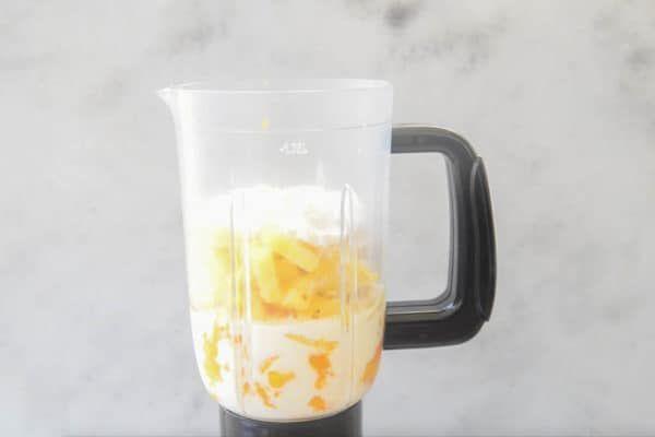 Angereichert mit frischer Mango, frischer Ananas, Banane, Mango Ananas Smoothie ist …   – Mango avocado smoothie