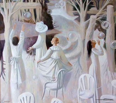 Por amor al arte: Agatha Belaya