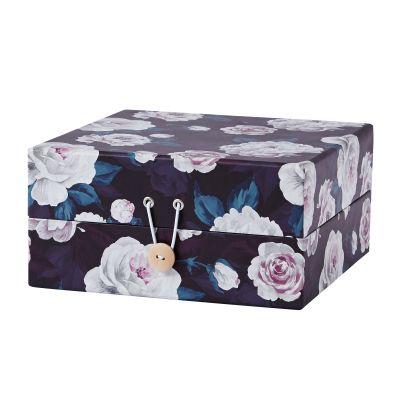 Förvaringsbox Dark Rose - Heminredning - Hemtextil - Hemtex