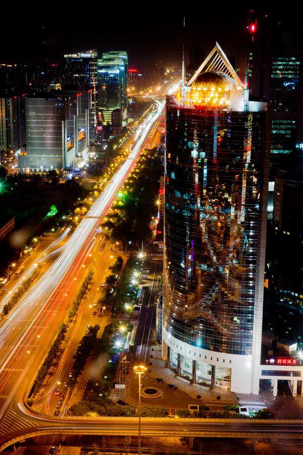 Beijing. photo by Bob Israel