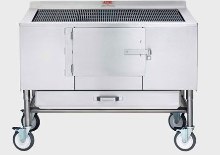 Aztec ST-48 Grill-48 48in x 29.5